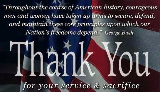 Veterans Day Quotes 2018