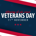 Veterans Day Federal Holiday 2020