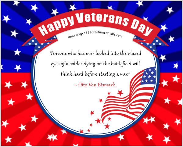 veterans day greeting card messages