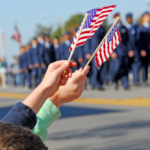 Veterans Day Parade 2019, Happy Veterans Parade
