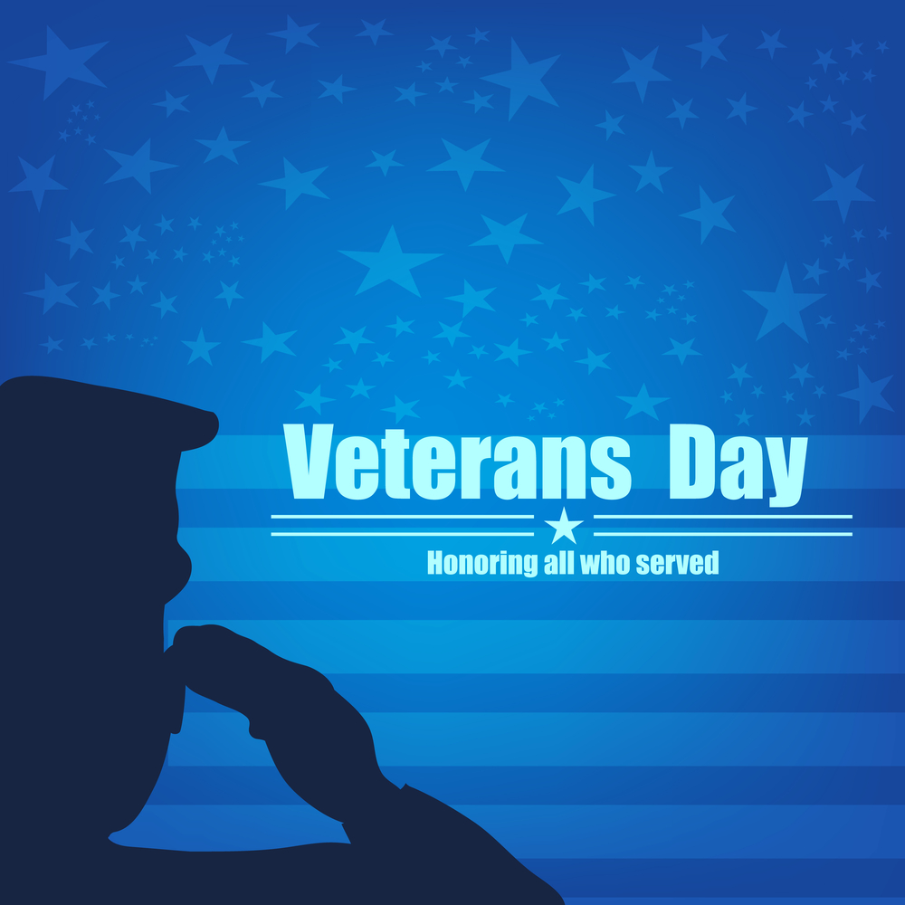Observance of Veterans Day