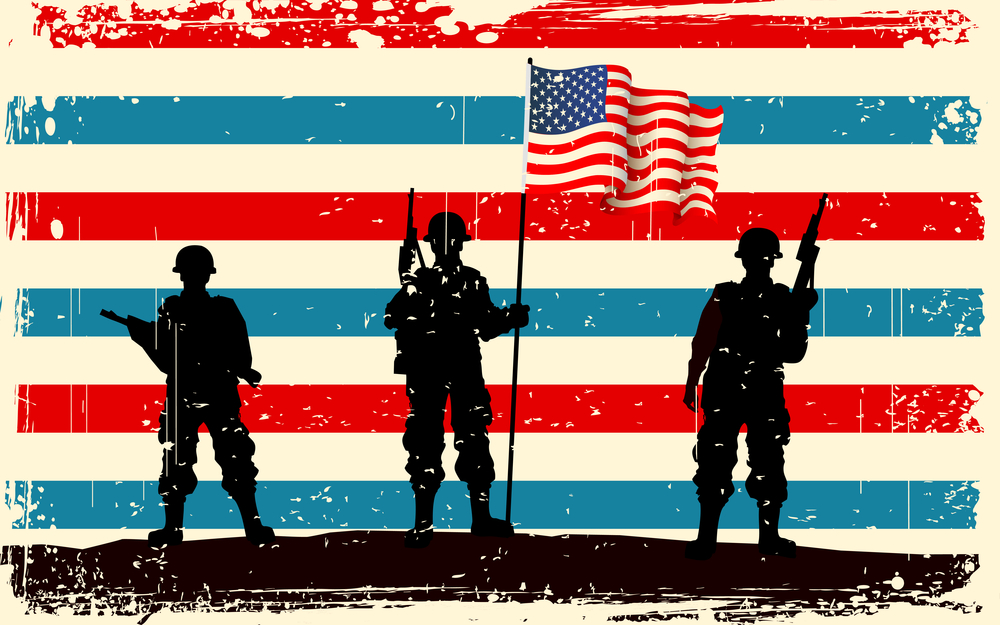 veterans day background for facebook