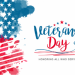 Veterans Day Background 2018