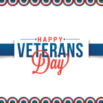 Veterans Day Banner for Facebook