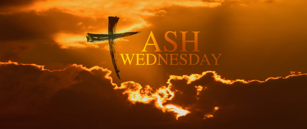 Happy Ash Wednesday Images 2020