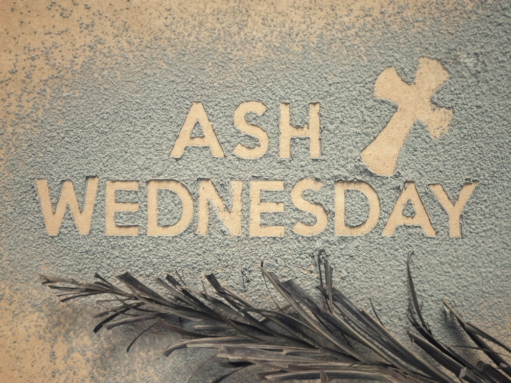 Ash Wednesday Background Images 2020