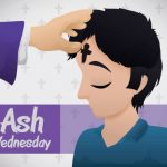 Ash Wednesday Clipart 2021 - Free HD Clip Arts with Images for Ash Day