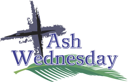 Ash Wednesday Clipart Graphics