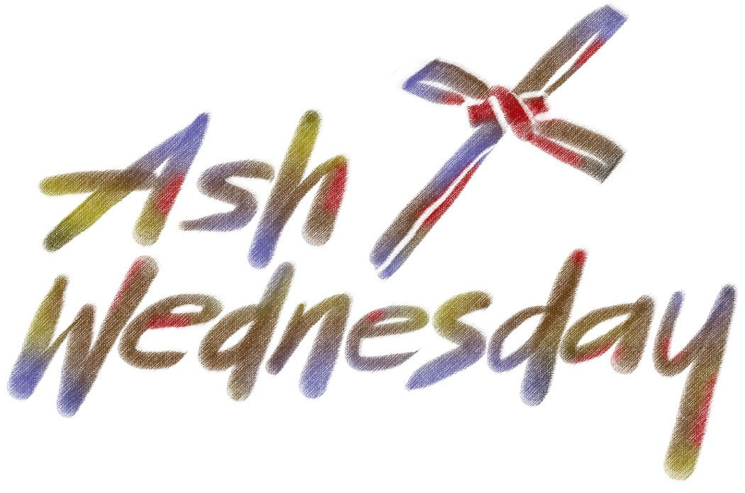 Ash Wednesday Clipart 2020