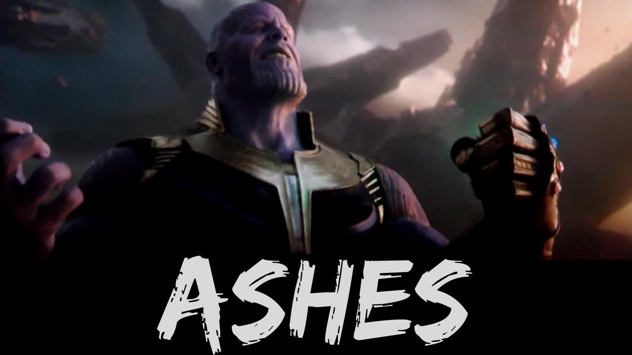 Thanos Ash Wednesday Meme