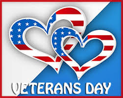 Veterans Day Greetings 2020