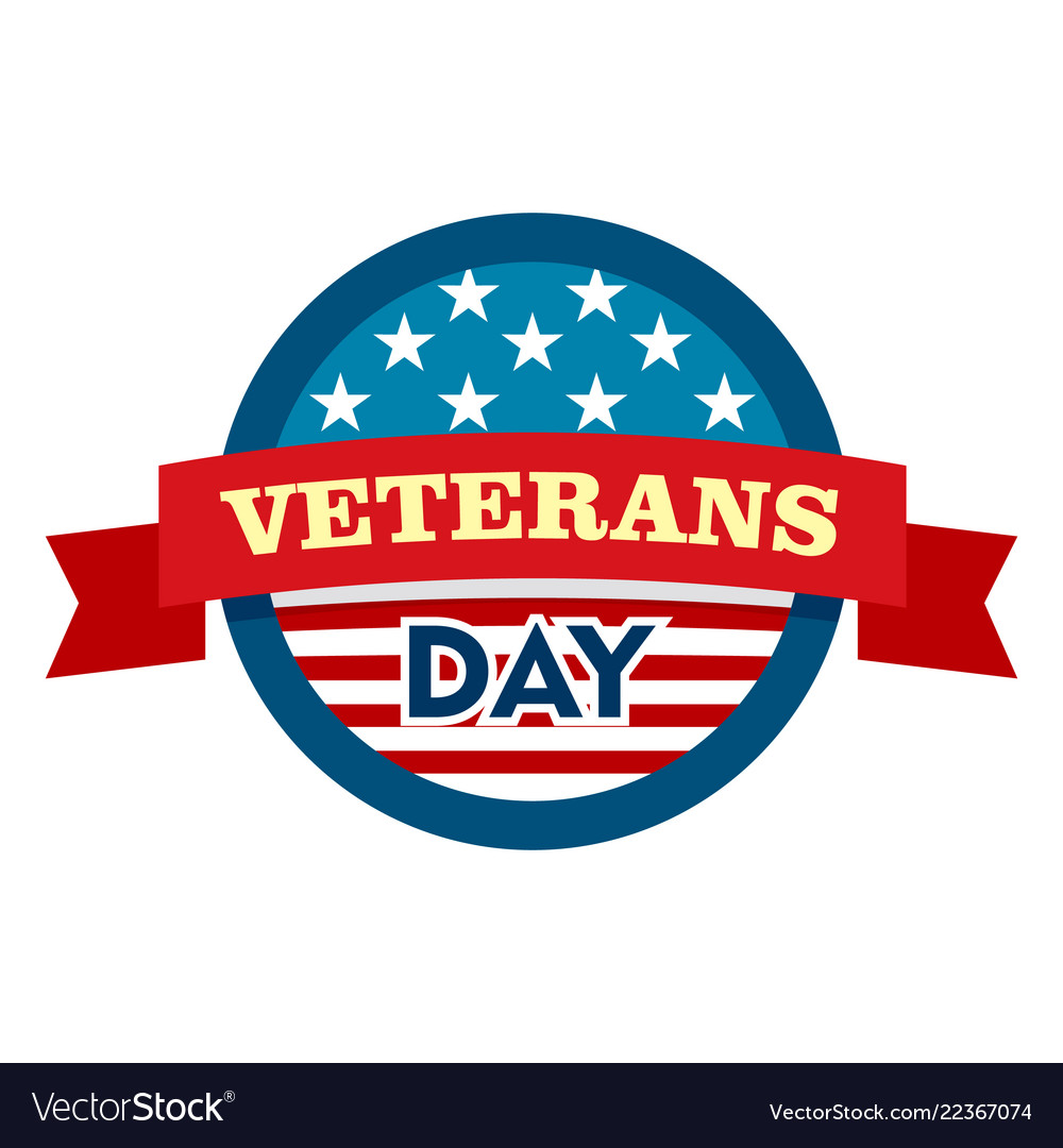 Heroes veterans day logo