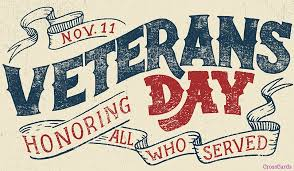 veterans day greething